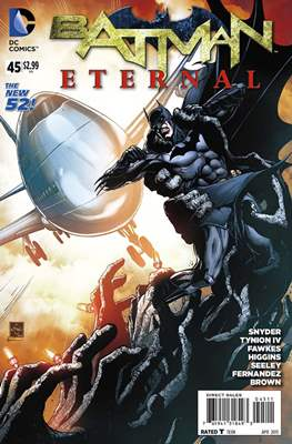 Batman Eternal (2014-2015) (Comic-Book) #45