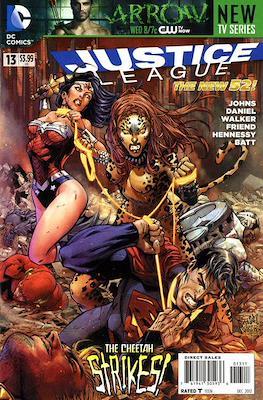 Justice League Vol. 2 (2011-2016) (Comic-Book) #13