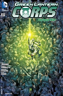 Green Lantern Corps Vol. 3 (2011-2015) #27
