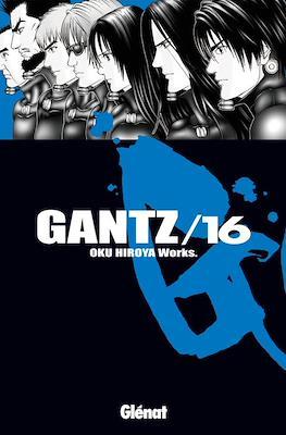 Gantz (Rústica con sobercubierta) #16