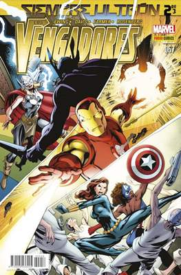 Los Vengadores Vol. 4 (2011-) (Grapa) #57