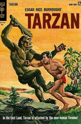 Tarzan (Comic-book) #135