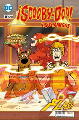 ¡Scooby-Doo! y sus amigos (Grapa 24 pp) #11