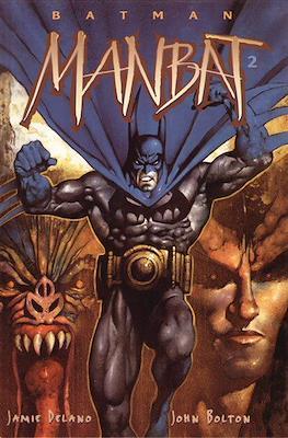Batman. Manbat #2