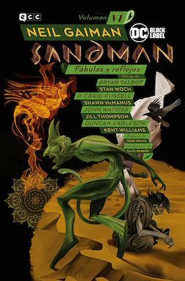 Biblioteca Sandman (Cartoné) #6
