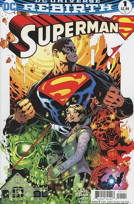 Superman Vol. 4 (2016-2018) (Comic Book) #1