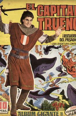 El Capitán Trueno. Album gigante (Grapa 32 pp) #19