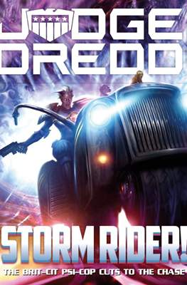 Judge Dredd Megazine Vol. 5 (Grapa) #407