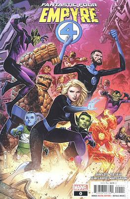 Empyre - Fantastic Four