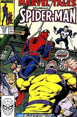 Marvel Tales (Comic Book) #215