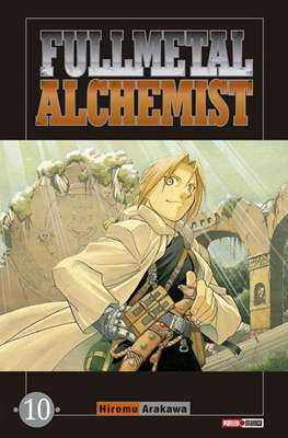 Fullmetal Alchemist (Rústica) #10