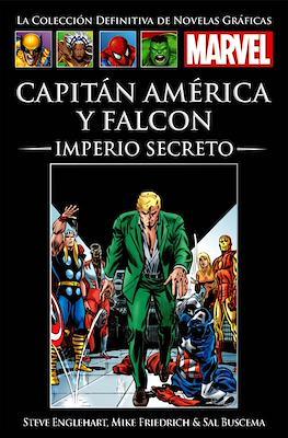 La Colección Definitiva de Novelas Gráficas Marvel (Cartoné) #105