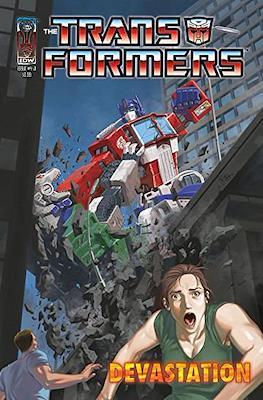 Transformers: Devastation (Digital) #4