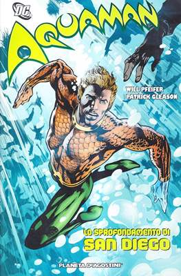 Aquaman: Lo sprofondamento di San Diego