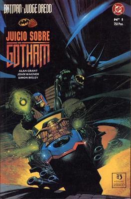 Batman / Judge Dredd: Juicio sobre gotham