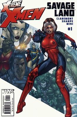 X-Treme X-Men: Savage Land (Comic Book) #1
