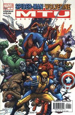Marvel Team-Up Vol. 3
