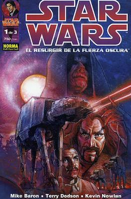 Star Wars. El resurgir de la fuerza oscura #1