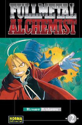 Fullmetal Alchemist (Rústica con sobrecubierta) #2