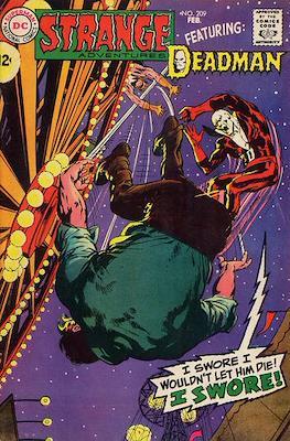 Strange Adventures (Comic Book) #209