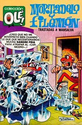 Colección Olé! (Rústica 64-80 pp 1ª Edición) #140