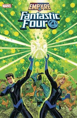 Fantastic Four Vol. 6 (2018-...) (Comic Book) #23