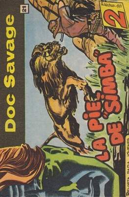 Doc Savage (Grapa (1961)) #21
