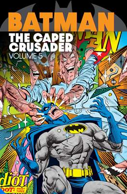 Batman: The Caped Crusader (Softcover 320-328 pp) #5