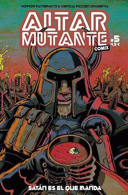 Altar Mutante (Fanzine) #5