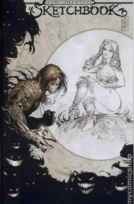 Marc Silvestri Sketchbook (2004)