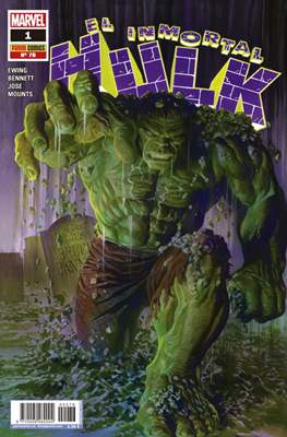 El Increíble Hulk Vol. 2 / Indestructible Hulk / El Alucinante Hulk / El Inmortal Hulk (2012-) (Comic Book) #76/1
