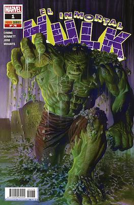 El Increíble Hulk Vol. 2 / Indestructible Hulk / El Alucinante Hulk / El Inmortal Hulk (2012-) #76/1
