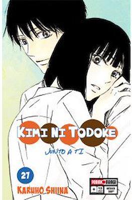 Kimi ni Todoke. Junto a Ti (Rústica) #27