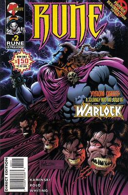 Rune Vol. 2 (1995-1996) #2