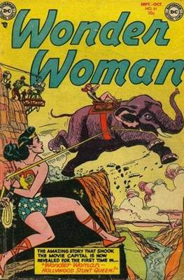 Wonder Woman Vol.1 (1942-1986; 2020-) (Comic Book) #61