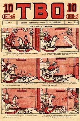 TBO (1917-1938) (Cuaderno) #224