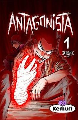 Antagonista (Rústica con sobrecubierta) #1