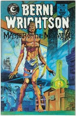 Berni Wrightson : Master of the Macabre #5