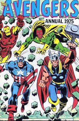 The Avengers Annual (Hardcover 64-78 pp) #1