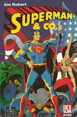 Comics USA Super Héros
