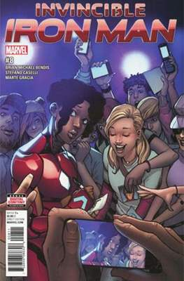 Invincible Iron Man Vol. 4 #8