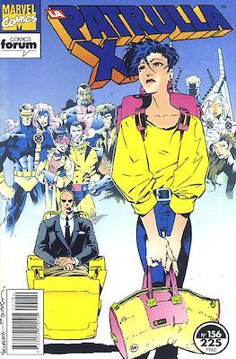 La Patrulla X Vol. 1 (1985-1995) #156