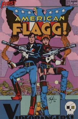 American Flagg! #11