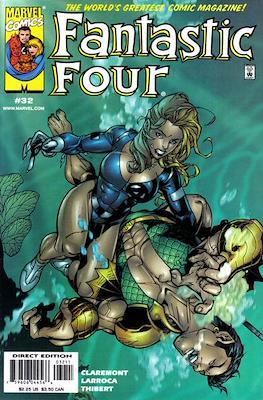 Fantastic Four Vol. 3 (Comic Book) #32