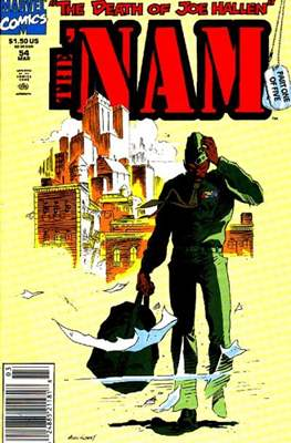 The 'Nam Vol 1 (Comic-book.) #54