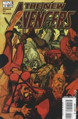 The New Avengers Vol. 1 (2005-2010) (Comic-Book) #32