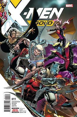 X-Men Gold (Grapa) #11