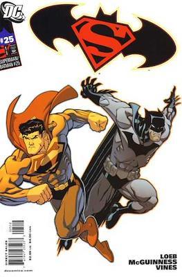 Superman / Batman (2003-2011) (saddle-stitched) #25