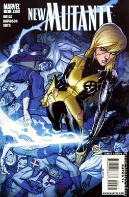 New Mutants Vol. 3 (Comic Book) #9