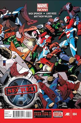 Secret Avengers Vol. 2 (2013-2014) #4